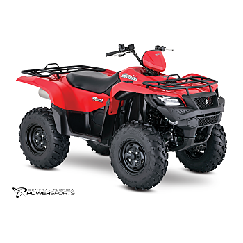 2018 Suzuki KingQuad 750 for sale 200478395