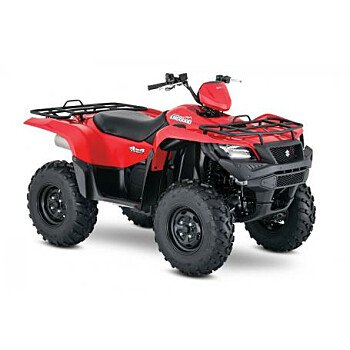 2018 Suzuki KingQuad 750 for sale 200559934