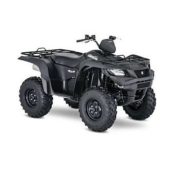 2018 Suzuki KingQuad 750 for sale 200639686