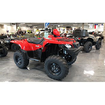 2018 Suzuki KingQuad 750 for sale 200679220