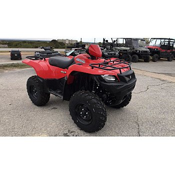 2018 Suzuki KingQuad 750 for sale 200679542