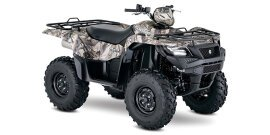 2018 Suzuki KingQuad 750 AXi Camo specifications