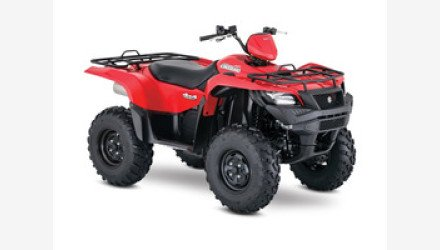 2018 Suzuki KingQuad 750 for sale 200495080
