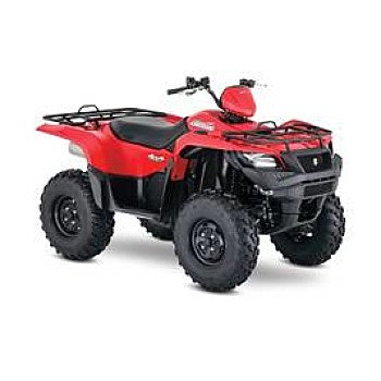 2018 Suzuki KingQuad 750 for sale 200659147