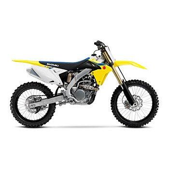 2018 Suzuki RM-Z250 for sale 200612842