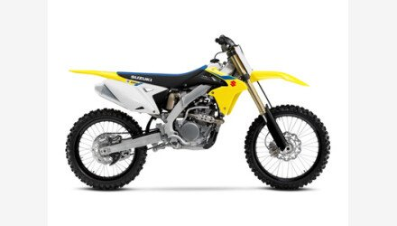 2018 Suzuki RM-Z250 for sale 200494528