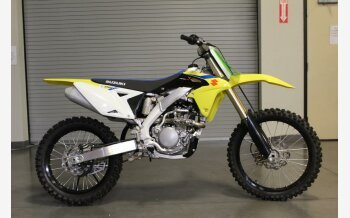 2018 Suzuki RM-Z250 for sale 200657392