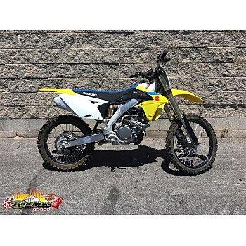 2018 Suzuki RM-Z250 for sale 200768290