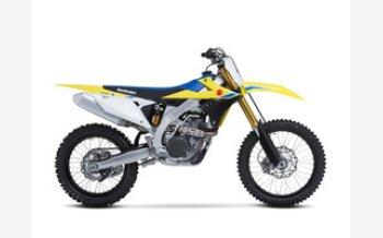 2018 Suzuki RM-Z450 for sale 200594007