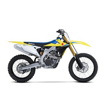 2018 Suzuki RM-Z450 for sale 200617915
