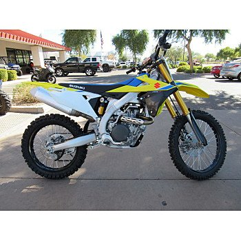2018 Suzuki RM-Z450 for sale 200654895