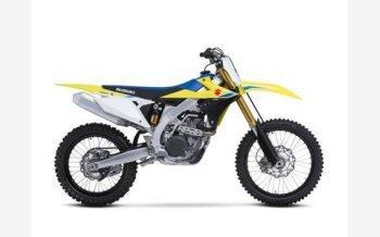 2018 Suzuki RM-Z450 for sale 200664909
