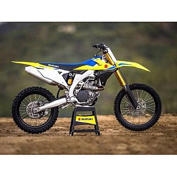 2018 Suzuki RM-Z450 for sale 200698374