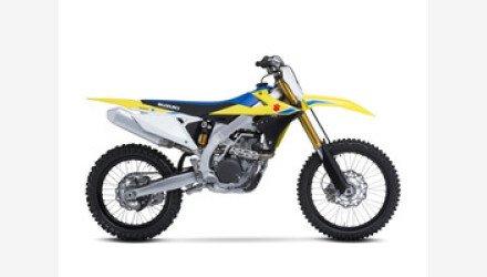 2018 Suzuki RM-Z450 for sale 200554777