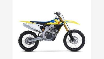 2018 Suzuki RM-Z450 for sale 200634138