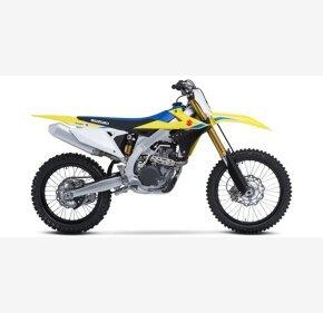 2018 Suzuki RM-Z450 for sale 200781498