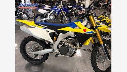 2018 Suzuki RM-Z450 for sale 200922388