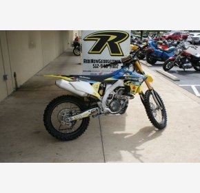 2018 Suzuki RM-Z450 for sale 200951266