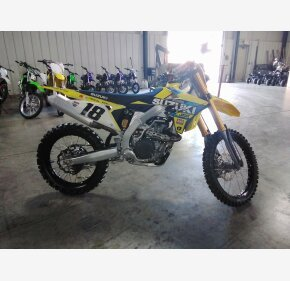 2018 Suzuki RM-Z450 for sale 200962148