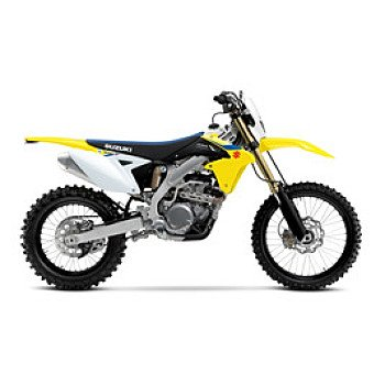2018 Suzuki RMX450Z for sale 200494536