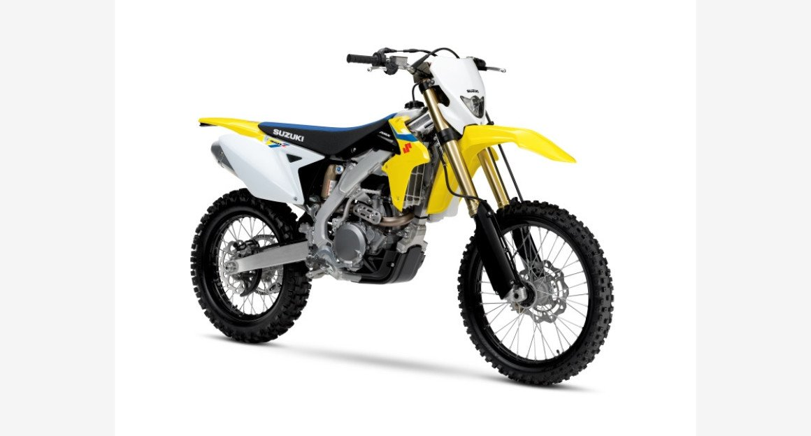 2018 Suzuki RMX450Z for sale 200601591