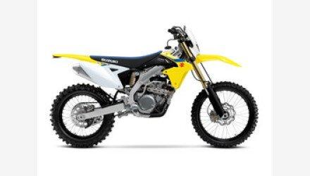 2018 Suzuki RMX450Z for sale 200494536