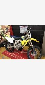 2018 Suzuki RMX450Z for sale 200512542