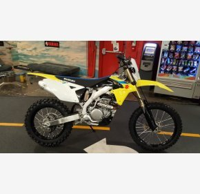 2018 Suzuki RMX450Z for sale 200547351