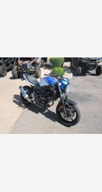 2018 Suzuki SV650 for sale 200734740