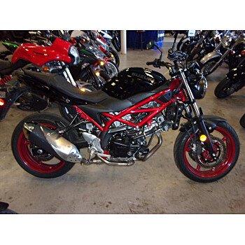 2018 Suzuki SV650 for sale 200771878