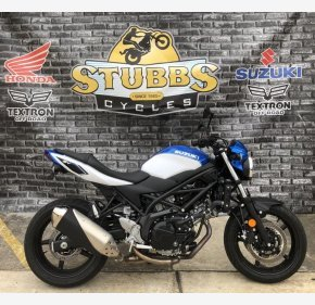 2018 Suzuki SV650 for sale 200821190