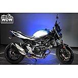 2018 Suzuki SV650 for sale 201168624