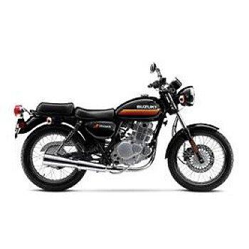 2018 Suzuki TU250X for sale 200659109