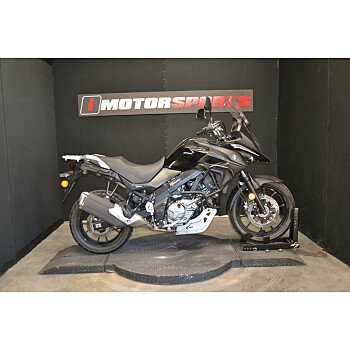 2018 Suzuki V-Strom 650 for sale 200844985