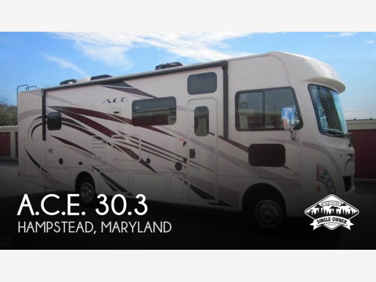 2018 Thor ACE 30.3 for sale 300181706