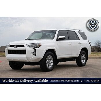 2018 Toyota 4Runner 2WD for sale 101066458