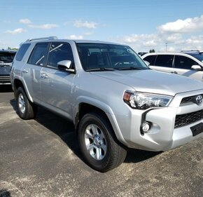 2018 Toyota 4Runner for sale 101177854