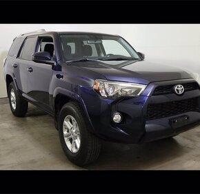 2018 Toyota 4Runner for sale 101349089