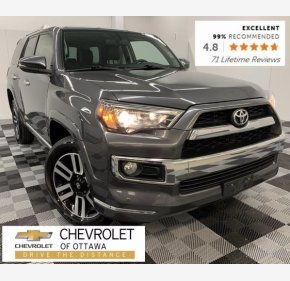 2018 Toyota 4Runner for sale 101417420