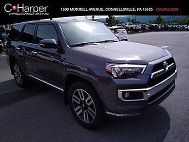 2018 Toyota 4Runner for sale 101522345