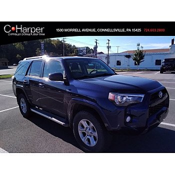 2018 Toyota 4Runner for sale 101621202