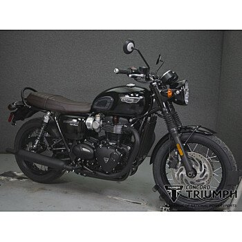2018 Triumph Bonneville 1200 T120 for sale 200626481