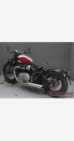 2018 Triumph Bonneville 1200 Bobber for sale 200579568