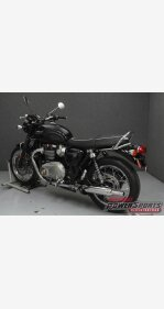 2018 Triumph Bonneville 1200 T120 for sale 200579700
