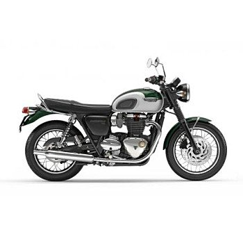 2018 Triumph Bonneville 1200 T120 for sale 200619344