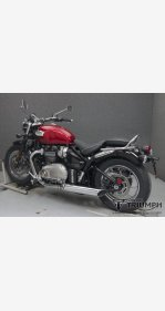 2018 Triumph Bonneville 1200 for sale 200663492