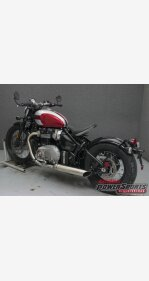 2018 Triumph Bonneville 1200 Bobber for sale 200672980