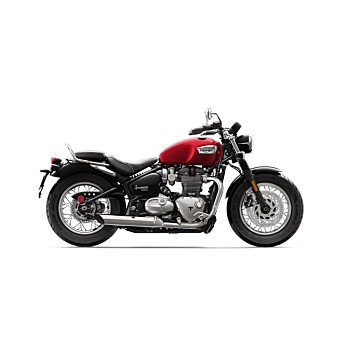 2018 Triumph Bonneville 1200 for sale 200882800