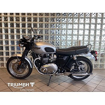 2018 Triumph Bonneville 1200 for sale 200908693
