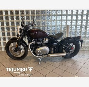 2018 Triumph Bonneville 1200 Bobber for sale 200908700